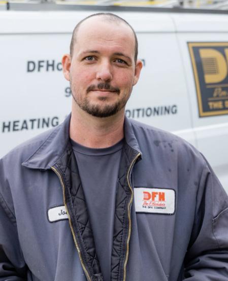 DFH Company employee