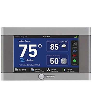 Trane ComfortLink™ II XL850 Thermostat