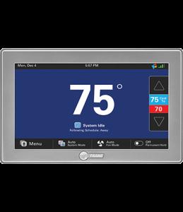 TRANE comfortlink xl1050 lg Thermostat