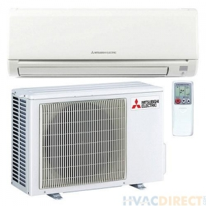 Mitsubishi Mini Split HVAC unit