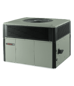 TRANE xl15c packaged gas electric lg