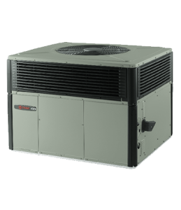 TRANE xl16c packaged gas electric lg