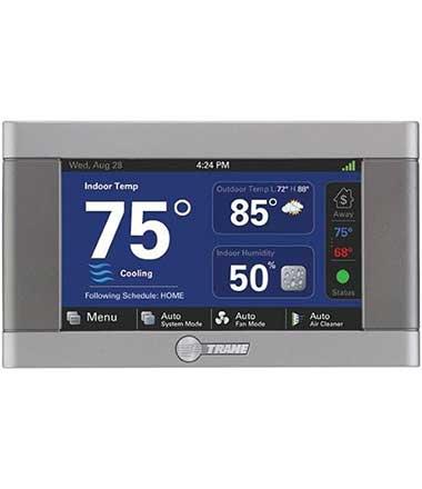TRANE xl824-lg Thermostat